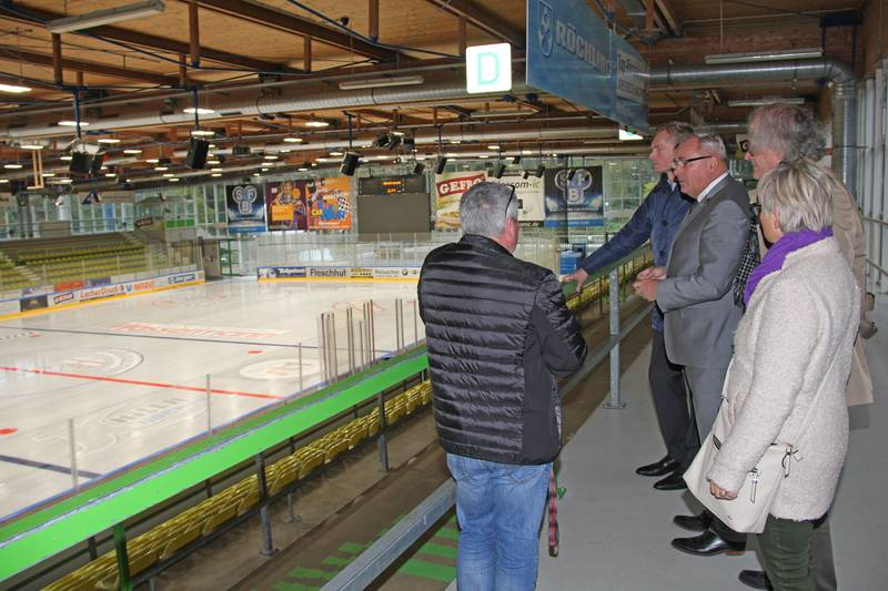 Eissporthalle Memmingen